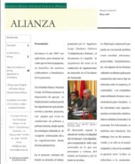 Boletín Alianza No. 10