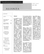 Boletín Alianza No. 11