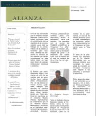 Boletín Alianza No. 12