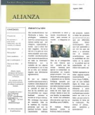 Boletín Alianza No. 13