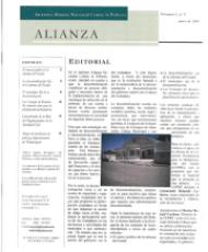 Boletín Alianza No. 5