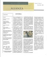 Boletín Alianza No. 6