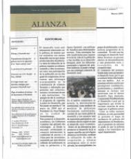 Boletín Alianza No. 7
